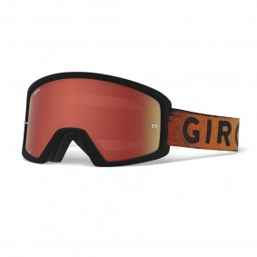 Brýle - GIRO Tazz 2020 - Black/Red Hypnotic Amber/Clear