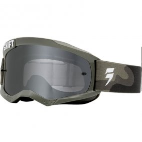 Brýle - SHIFT Whit3 Label Goggle 2018 - camo