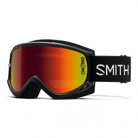 Brýle - SMITH Fuel V1 Max M Mirror 2020 - Black/Red