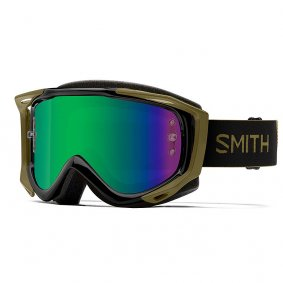 Brýle - SMITH Fuel V2 Sweat-X Mirror 2020 - Mystic Green/Green