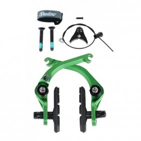 Brzda BMX - SHADOW Sano V2 Featherweight - Phantom Green