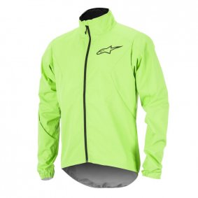 Bunda - ALPINESTARS Descender 2 WP 2019 - Bright Green/Black