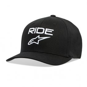 Čepice - ALPINESTARS Ride 2.0 Hat - Black/White