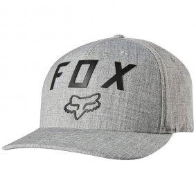 Čepice - FOX Transfer Flexfit 2018 - šedá 2efc4e3bdc