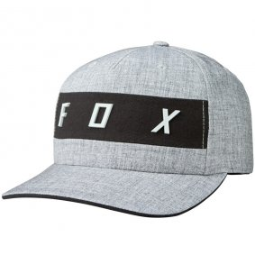 Čepice - FOX Set In Flexfit 2017 - šedá 9cf95e80dc
