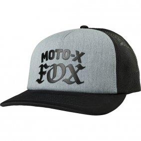 Dámská čepice - FOX Moto X Trucker 2018 - šedá 8a5646591c
