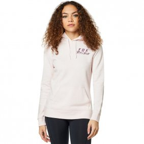 Dámská mikina - FOX Lapped Pullover Fleece 2020 - Light Pink