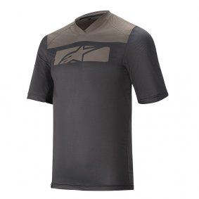 Dres - ALPINESTARS Drop 4.0 SS 2020 - Black Dark Shadow