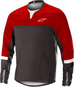Dres - ALPINESTARS Drop Pro LS 2019 - Red/Black