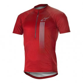 Dres - ALPINESTARS Elite V2 SS 2020 - Bright Red