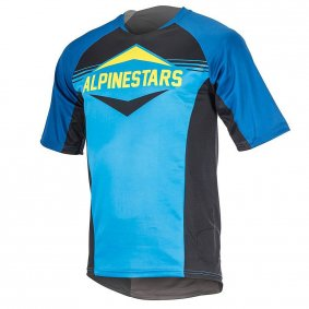 Dres - ALPINESTARS Mesa SS 2018 - Royal Blue/Bright Blue