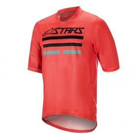 Dres - ALPINESTARS Mesa SS v2 2019 - Bright red