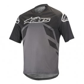 Dres - ALPINESTARS Racer V2 SS 2019 - Black/Anthracite/Grey