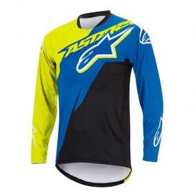 Dres - ALPINESTARS Sight LS 2017 - modrá
