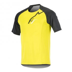 Dres - ALPINESTARS Trailstar SS 2018 - Acid Yellow Black