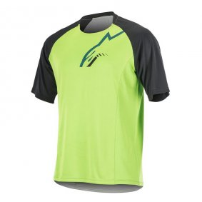 Dres - ALPINESTARS Trailstar SS 2018 - Bright Green Black
