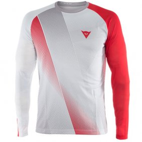 Dres - DAINESE HG Jersey 3 2019 - Grey/Drizzle/Red