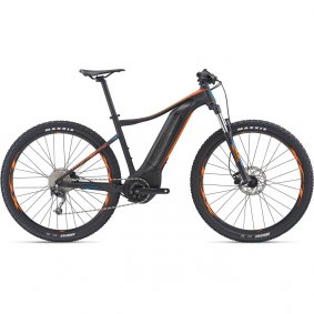 "Elektro kolo - GIANT Fathom E+ 3 POWER 29"" 2019 - Black/Orange/Petrol"