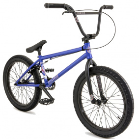 "Freestyle BMX kolo - FLY BIKES Electron 21"" LHD 2021 - Metallic blue"