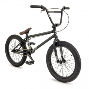 "Freestyle BMX kolo - FLY BIKES Neutron 20,75"" RHD 2021 - Flat Black"