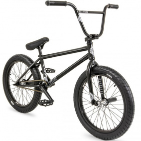 "Freestyle BMX kolo - FLY BIKES Proton CST 21"" RHD 2021 - Gloss Black"