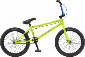 "Freestyle BMX kolo - GT Conway Team COMP 20,75"" 2020 - YEL"