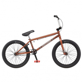 Freestyle BMX kolo - GT Performer 21'' - Copper