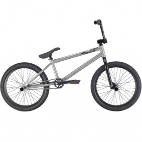 Freestyle BMX kolo - KINK Liberty Brakeless - Grey