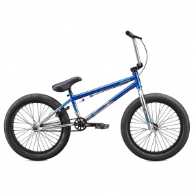 "Freestyle BMX kolo - MONGOOSE Legion L60 20,5"" 2021 - modrá"