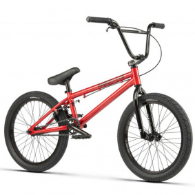 "Freestyle BMX kolo - RADIO DICE 20"" 2021 - Candy Red"