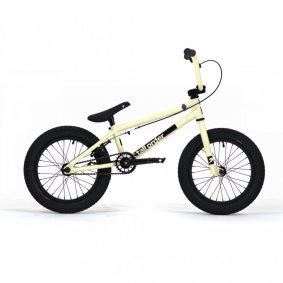 "Freestyle BMX kolo - TALL ORDER Ramp 16"" 2019 - Gloss Pastel Yellow"