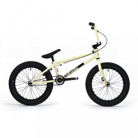 "Freestyle BMX kolo - TALL ORDER Ramp 18"" 2019 - Gloss Pastel Yellow"