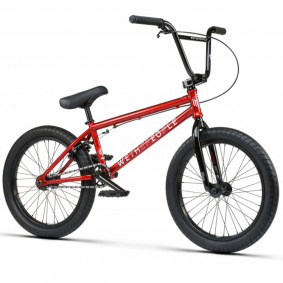 "Freestyle BMX kolo - WE THE PEOPLE Arcade 20,5"" 2021 - Candy Red"