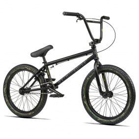 "Freestyle BMX kolo - WE THE PEOPLE Arcade 20,5"" 2021 - Matt Black"