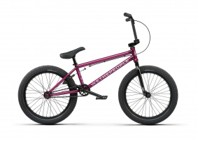 "Freestyle BMX kolo - WE THE PEOPLE CRS FC 20,25"" 2021 - Berry Blast"