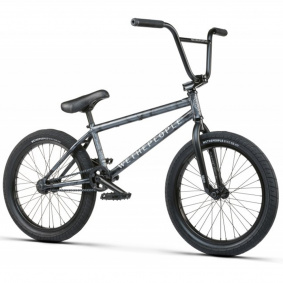 "Freestyle BMX kolo - WE THE PEOPLE Justice 20,75"" 2021 - Matt Ghost Grey"