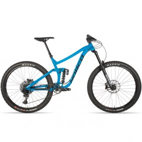 "Horské All-Mountain / Enduro kolo - NORCO Range A1 29"" 2020 - modrá"