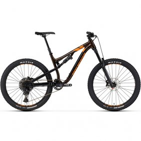 Horské All-Mountain/Enduro kolo - ROCKY MOUNTAIN Altitude Alloy 30 2020 - vínová