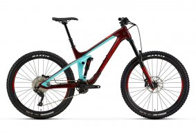 Horské Enduro / All-Mountain kolo - ROCKY MOUNTAIN Slayer Carbon 30 2019 - červe...