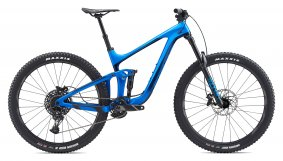 "Horské Enduro kolo - GIANT Reign Advance PRO 2 29"" 2020 - Metallic Blue"