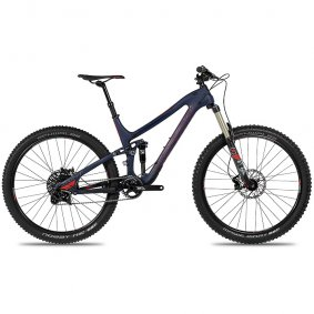Horské Trail / All-Mountain kolo - NORCO Sight C 7.3 2016 - modrá
