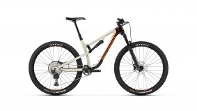 Horské Trail / All-Mountain kolo - ROCKY MOUNTAIN Instinct Carbon 50 2020 - béžo...