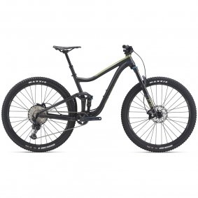 "Horské Trail / All-Mountain MTB kolo - GIANT Trance 29"" 2. 2020 - Black/Olive"
