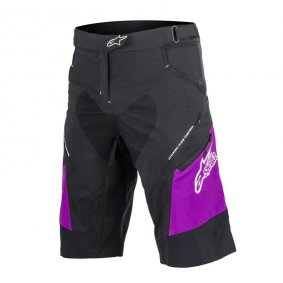 Kraťasy - ALPINESTARS Stella Drop 2 2018 - Black Plum