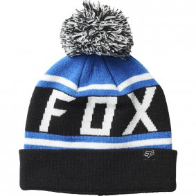 Kulich - FOX Throwback Beanie 2018 - black/blue