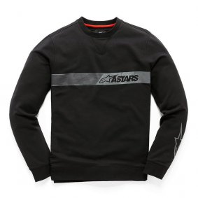 Mikina - ALPINESTARS Lefty Fleece 2019 - Black