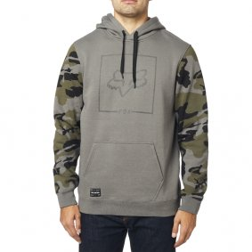 Mikina - FOX Chapped Pullover Fleece 2019 - Camo