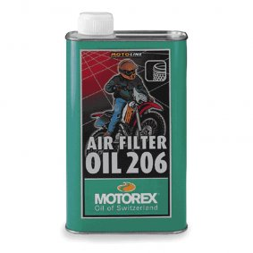 Olej na filtry - MOTOREX Air Filter Oil 206
