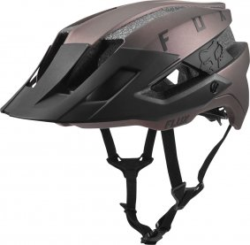 Přilba MTB - FOX Flux Helmet 2019 - Black Iridium