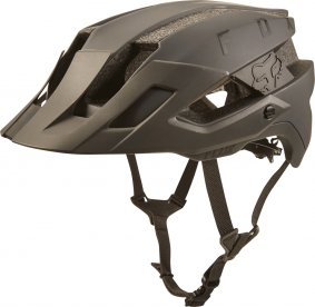 Přilba MTB - FOX Flux Helmet 2019 - Solid Dirt